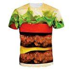 【肉汁ジュワッ】着れちゃうハンバーガー5選!