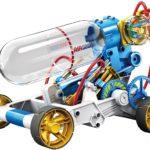 【空気マニア必見】自分で作るエアエンジンカーがとても素敵!